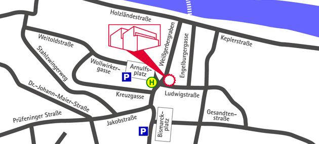 Parkhaus Arnulfsplatz
